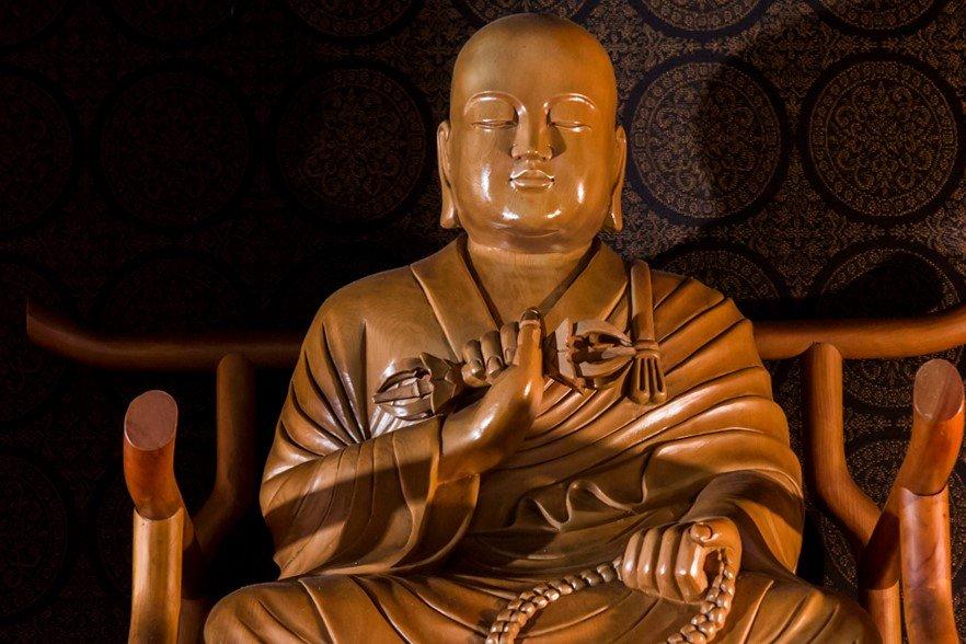 真言密教瞑想法〜阿字観(あじかん)〜体験【1/13(土)開催】