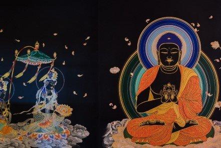 仏画体験教室~仏さまを描いてみましょう~【3/10(木)開催】